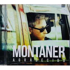 Ricardo Montaner, Agradecido Cd, 2014 Sony Music