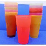Vaso Licorero Colores 16oz Caja 360 Unidades En Paquete. New
