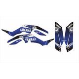 Kit Adesivos Quadriciclo Yamaha Raptor 350 0,20mm Yh026lm