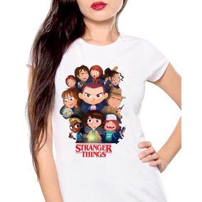 Blusas D Stranger Things Panda Xd Diseños Originales Nuevo22