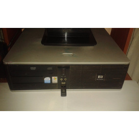 Computadora Hp, Monitor Hp, Teclado Y Mouse Hp