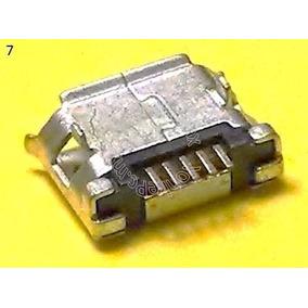 Centro De Carga Tablet V8 5 Pines Corto