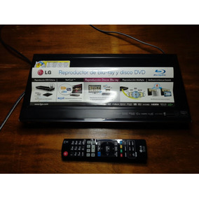 Reproductor Dvd Lg Bd560