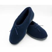 Zapatos De Descanso, Mujer, Pantuflas. Suaves. Negra