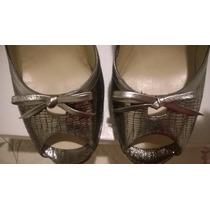 Zapatos De Fiesta Belle De Jour Un Solo Uso.