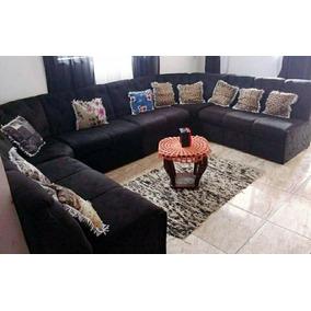 Sofa Gigante De Canto 12 Lugares Frete Apenas P/estado De Sp