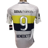 Camiseta Original Boca Juniors Suplente 2016-17 Benedetto #9