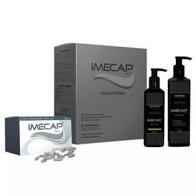 Imecap Hair Queda Intensa Kit