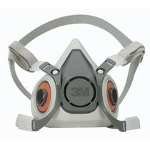 Máscara Respiratória Semi Facial Pequena 6100 - 3m