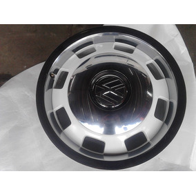 Rines Deportivos Vw Beetle Modelo Ronal Originales Completos