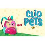 Mochila Infantil Pets Zoo Lançamento Infantil