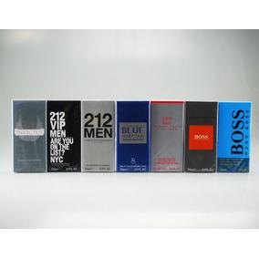 Perfumes 212 Vip Invictus Blue Seduction 360 Red Hugo Boss