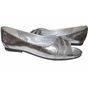 Zapatos Sandalias Chatitas Dia O Fiesta Nuevas Doradas Moda