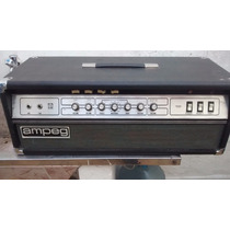 Ampeg V-2 Cabezal Valvular 70s (bajo / Guitarra)