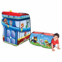 Tienda Casa Instantanea De Juegos Paw Patrol Playhut