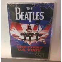 Dvd The Beatles - First U.s. Visit Novo Lacrado