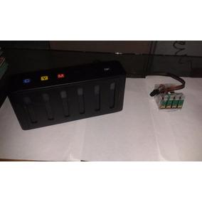 Sistema De Tinta Continua Epson Lleno Lleno Tx130 T22