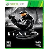 Halo Combat Evolved Aniversario Xbox 360 Nuevo