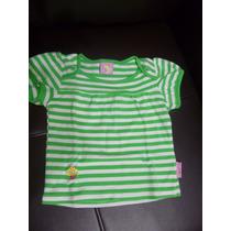 Franelas, Chemise, Camisas Para Bebe Niñas