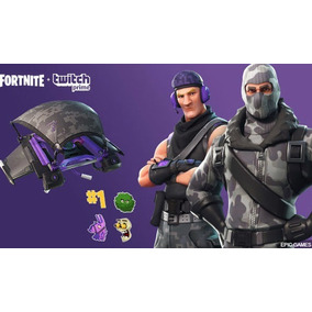 Fortnite Twitch Prime Skins Pacotao Full Pc/ps4/xbox Saque