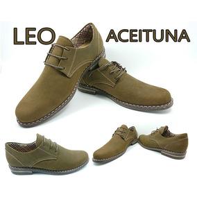 Zapatos Calzado De Cuero Casuales Hombre Garantía Envios