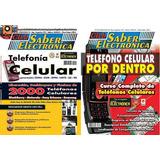 Curso Reparacion Telefonos Y Electronica En Pdf + Videos