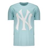 Camisa New York Yankees Baseball no Mercado Livre Brasil 639f43176e8
