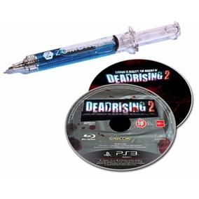 Dead Rising 2 Zombrex Ps3 Inconseguibles (coleccionistas)