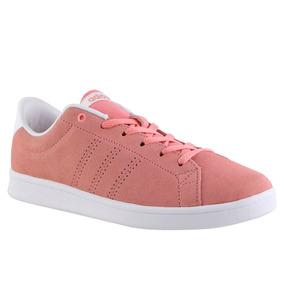 Zapatilla adidas Neo Advantage Clean Qt Mujer Rosa