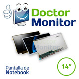 Pantalla Para Notebook Hp 240 G4 - 14 Led3