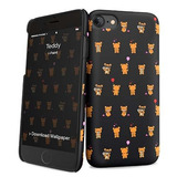 Carcasa Teddy I-paint Para Iphone 7 Apple - Mobilehut