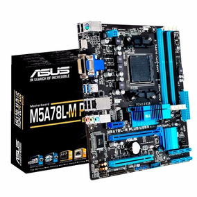Motherboard Asus M5a78l-m Plus Usb 3 Am3+