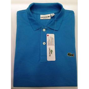 Camiseta Lacoste Hombre Tipo Polo Original
