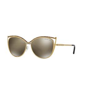 3d454872c1868 Óculos De Sol Michael Kors Cor Principal Marrom Amarelado no Mercado ...
