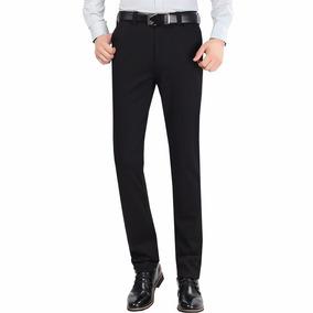 Pantalon De Vestir Casual Elegante Minimalstore