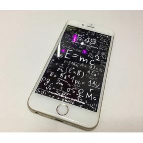 Iphone 6s De 16gb Liberado Color Oro Seminuevo