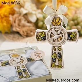 Recuerdos Cruz Vid Primera Comunión Mod8686 30 Piezas
