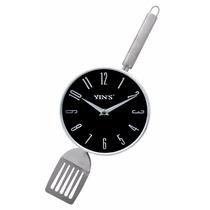 Relógio De Parede - Decoração - Cozinha - Cook - Enfeite