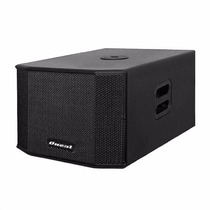 Sub Grave Obsb2400 Passiva 450w 8r Oneal - A Cor Do Som