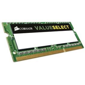 8gb Memória Notebook Corsair Ddr3l 1600mhz Value Select Box