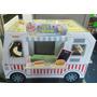 Cocina Camion De Madera Food Truck Con Accesorios P/niños