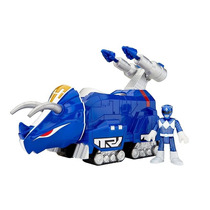 Juguetes Fisher-price Imaginext Muñecos Power Rangers Tanque