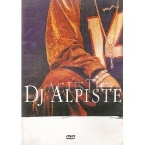 Acustico Dj Alpiste Dvd Original Novo Lacrado