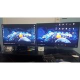 Monitor Led 24 Display Port Full Hd - Como Nuevo Hp