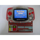 Gameboy Advance Backlight Mod