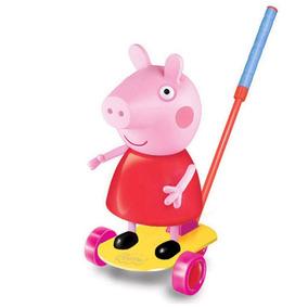 Carrinho De Empurrar - Peppa Pig - Líder