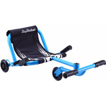 Scooter Carros Montables Ezy Roller Azul Regalo Para Ninos