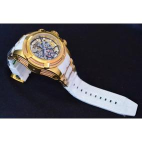 254f76937a9 Invicta White Gold Masculino - Relógios De Pulso no Mercado Livre Brasil