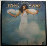 Lp - Donna Summer - Trilogia De Amor - Muy Bueno