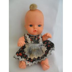 Chuquinha Antiga Boneca Bebê Da Estrela Coleção Leia Anúncio